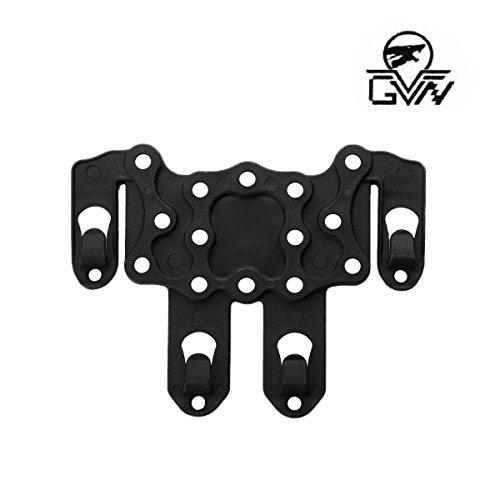 GVN Polymer Serpa Strike CQCB Platform Tactical CQCB Holster Hanger Platform
