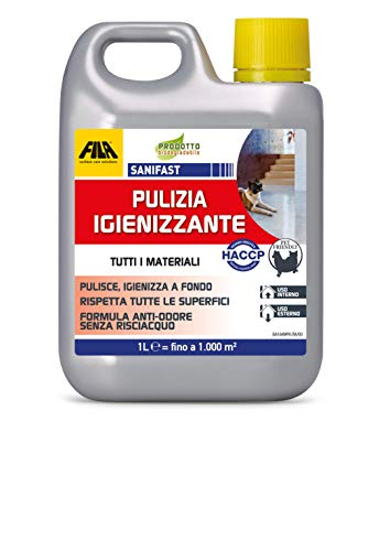 FILA Surface Care Solutions SANIFAST