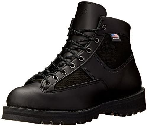Danner 25200 Women's Patrol 6'' Boot, Black-