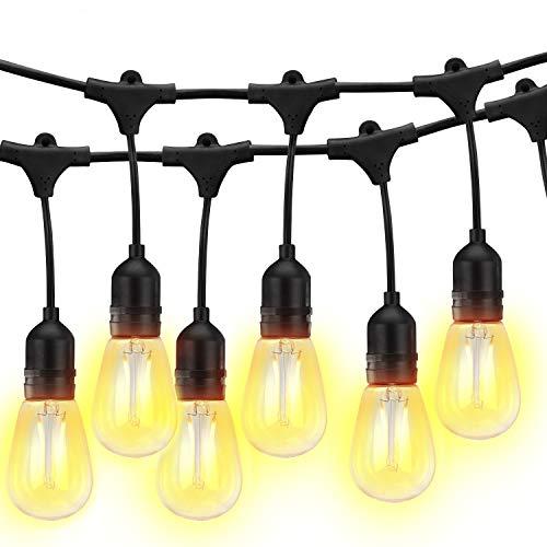 Guirnalda luminosa exterior LED 15 m/49 ft String Light, 15