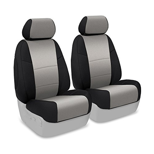 Coverking Custom Fit Seat Cover for Ford F-150/250/350 Truck - (Neosupreme,...