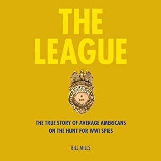 The League cover art