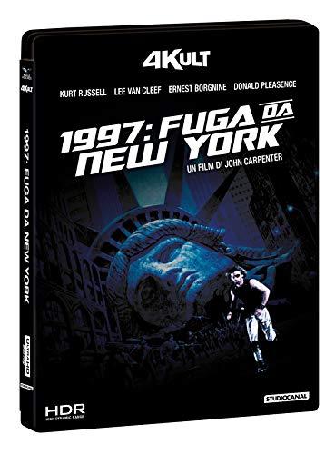 1997 Fuga Da New York (4Kult) (Blu-Ray 4K+Blu-Ray+Card Numerata) [Italia] [Blu-ray]