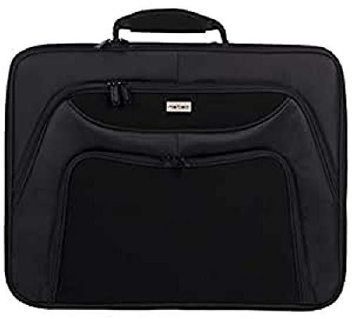 Natec Sheepdog Tasche für 48,3cm Laptop–Schwarz