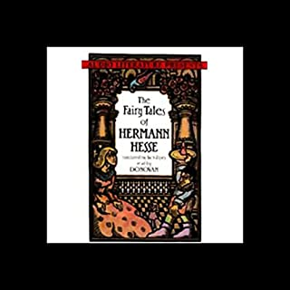 The Fairy Tales of Herman Hesse cover art