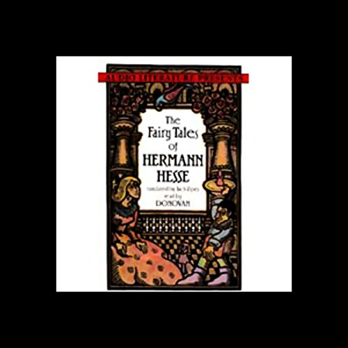 The Fairy Tales of Herman Hesse audiobook cover art