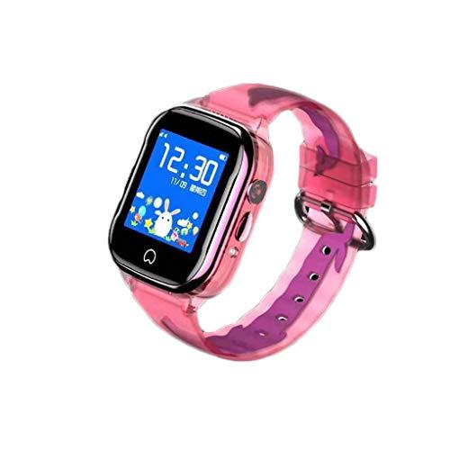 M08 IP68 Waterdicht Smartwatch voor kinderen SOS-oproepcamera Bidirectionele communicatie Polshorloge Tracker Kinderarmband voor kinderen