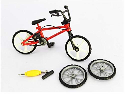 Vehicles-OCS 1/10 RC Crawler car Decoration Alloy Mountain Bike for RC Toy Crawlers TRX-4 D90 Occus Wraith KM II