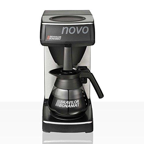Bonamat Novo Schnellfilter Kaffeemaschine inkl. Glaskanne 1,7l