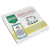 Calendario Social 2021. L'Originale - Ogni giorno un'idea da pubblicare nei social. Per negozi e attività locali.