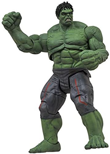 Diamond Select Toys Marvel Select  Avengers Age of Ultron Movie  Hulk Action Figure(Discontinued by manufacturer) by Diamond Select