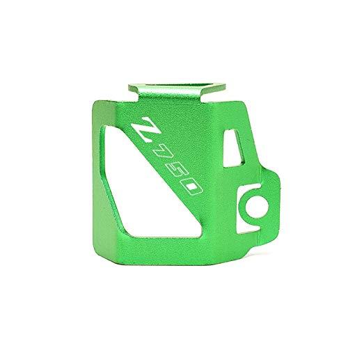 Funda de protección contra fluidos traseros de motocicleta Z750 para Z750 Z 750 2007 2007 2009 2010 2011 2011 2012 2012 Freno trasero de la motocicleta Reservo de fluidos de líquido Protector de prote