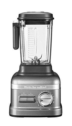 KitchenAid 5KSB8270EMS, Artisan Power Plus Blender/Standmixer, Medallion Silber