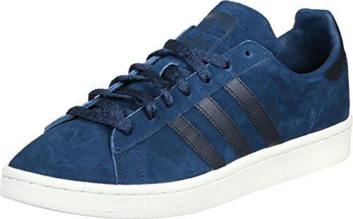 ADIDAS Zapatos de los Hombres Zapatillas de Deporte Bajas BB0087 Campus Talla 41 1-3 Azul