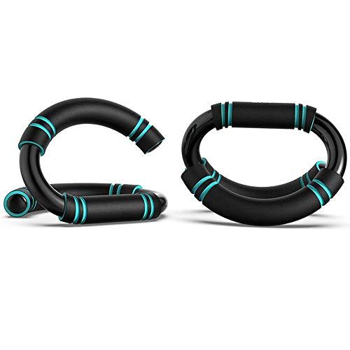 LHQ-HQ - Los músculos de Tipo S Flexiones de los Hombres Los músculos del Pecho Deportes aparatos de Ejercicios Abdominales Multifuncional Dispositivo de Entrenamiento Auxiliar Abdominal Ejercicio