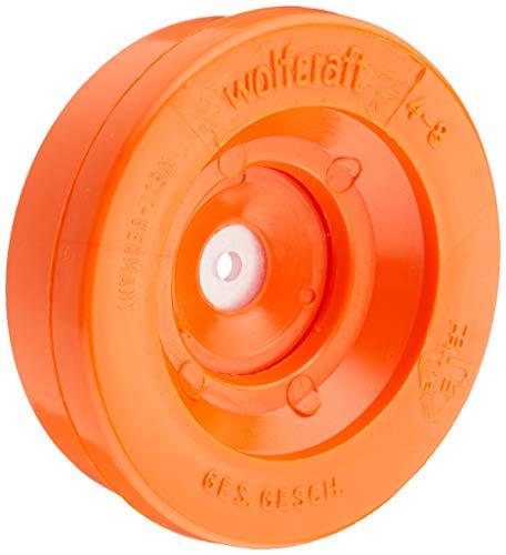 Wolfcraft 1 Staubfänger für Bohrer, Durchmesser 4-8 mm, 2900000
