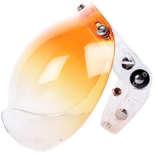 スイングワイドバブルシールド アンバーグラデーション (Orange Gradient)