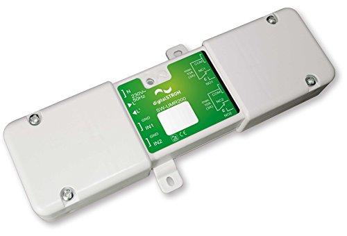Preisvergleich Produktbild digitalSTROM Relais Universal Module,  1 Stück,  SW-UMR200