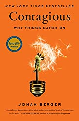 Contagious, Why Things Catch On Book Cover