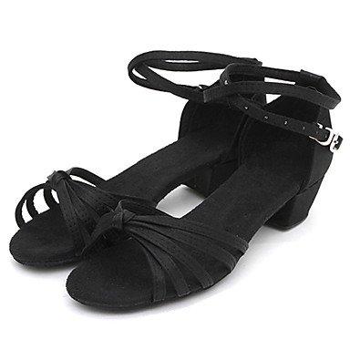 Silencio zapatos de baile
