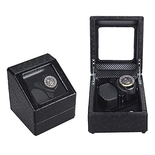 Watch Winder Box for Single Watch, Compact Watch Winders for Automatic...
