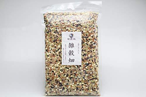 原農場の雑穀米「雑穀畑」(550g×2)無農薬・無化学肥料栽培の雑穀米