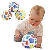 ForuMall Niños Niños Juguete Educativo Bebé Aprendizaje Colores Número Bola de Goma Juguete