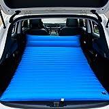 Warmhalten Auto Luftmatratze, Split tragbare Mobile Auto aufblasbare Bett, Outdoor Travel Multicolor...