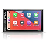 Double Din Stereo Car Audio Receiver -...