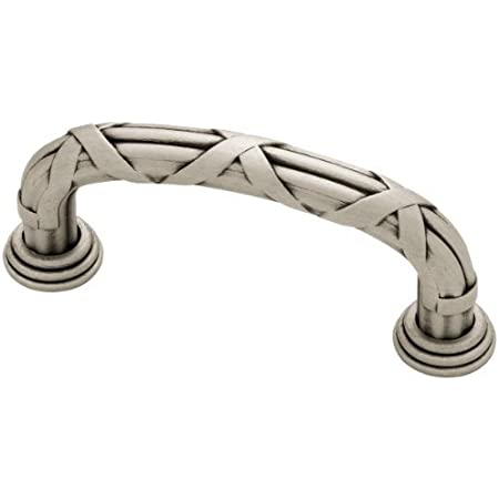 Liberty Pn1517 Bsp C 3 Inch C C Ribbon And Reed Kitchen Cabinet Hardware Drawer Handle Pull Cabinet And Furniture Pulls Amazon Com