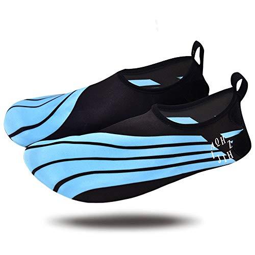 SAILORMJY Water Beach Schoenen, Aqua Zwemschoenen Zeeschoen, Paar Anti-lip Cut Preventie Sneldrogend Outdoor Wading Snorkeling Schoenen Strand Loopband Schoenen