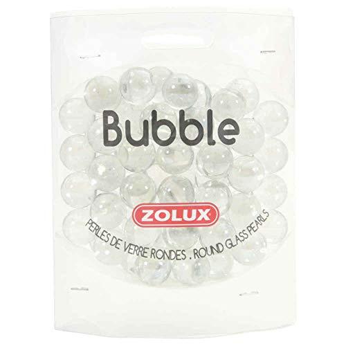Zolux Perles de Verre Bubble pour Aquariophilie 432 g