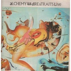 Alchemy / Dire Straits Live / 818 243-1 Q