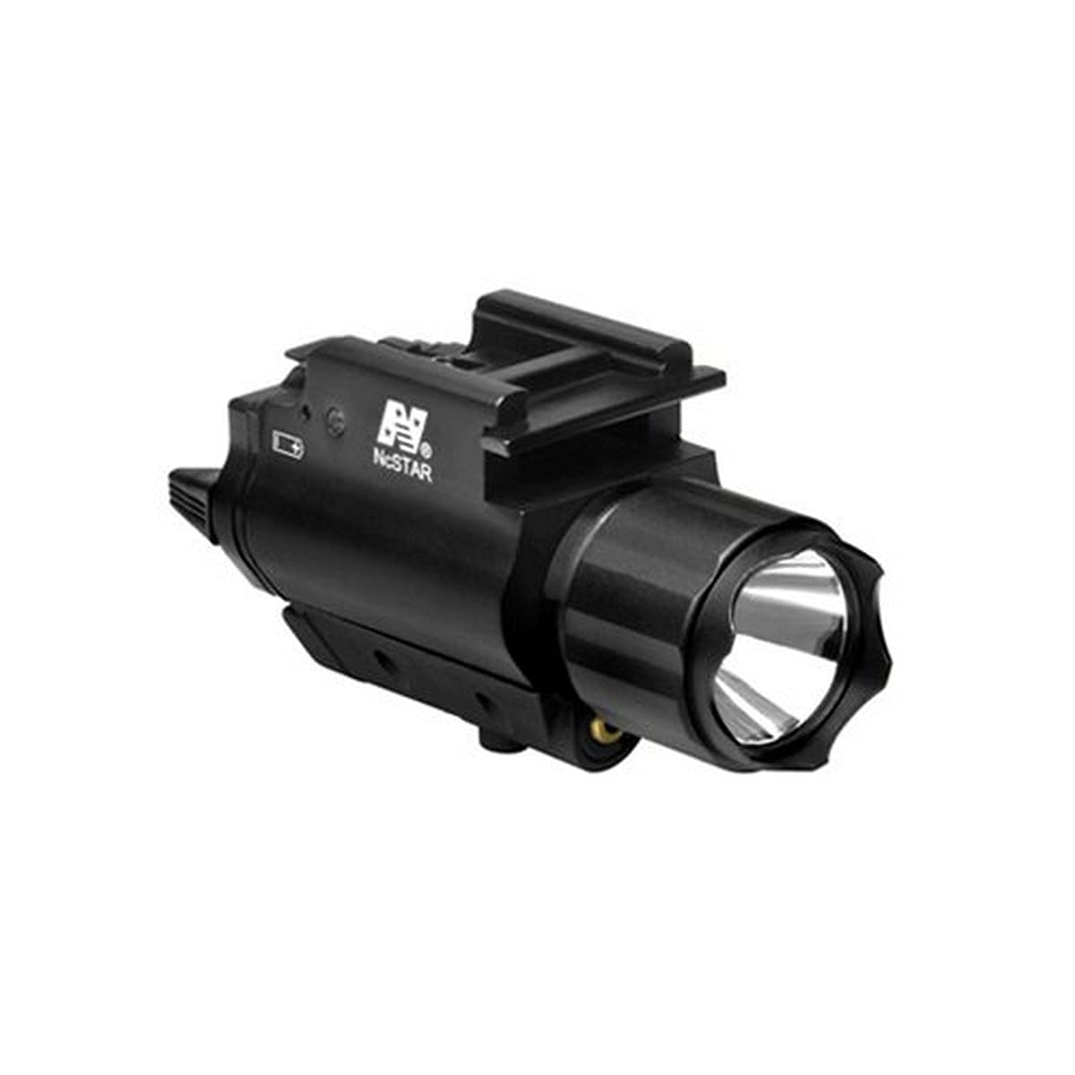 NcSTAR AQPTF//3 Pistol and Rifle 3W LED QR Gen III Flashlight for sale online