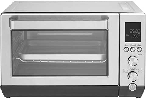 GE Calrod Convection Toaster Oven Large Capacity Fits 9x11 Baking Pan 7 Cook Modes of Toast product image