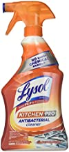 Lysol Antibacterial Kitchen Cleaner, Citrus Scent, 22 Ounces (Pack of 5)