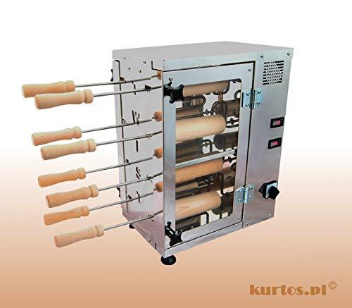 Baumstriezel Ofen Electro 8 DIGITAL