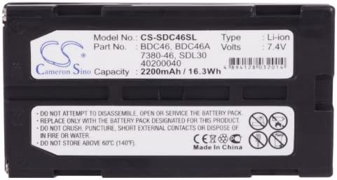 Replacement Battery for Sokkia a DL30 All items Charlotte Mall in the store DGPS Rece GIR1600 SET300