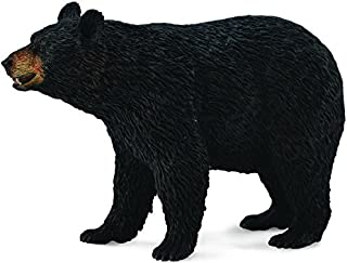 CollectA Wildlife American Black Bear Toy Figure - Authentic Hand Painted Model