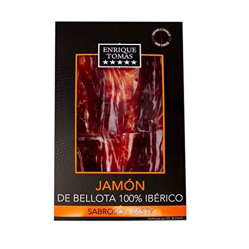Jamón de Bellota 100% Ibérico Sabroso - Sobre 80 gr