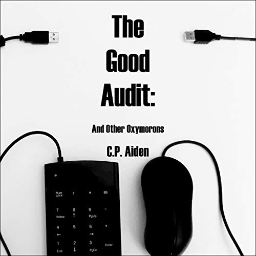 The Good Audit audiobook cover art