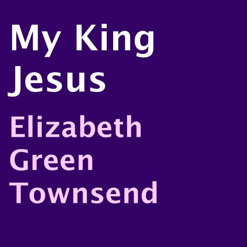 My King Jesus audiobook cover art