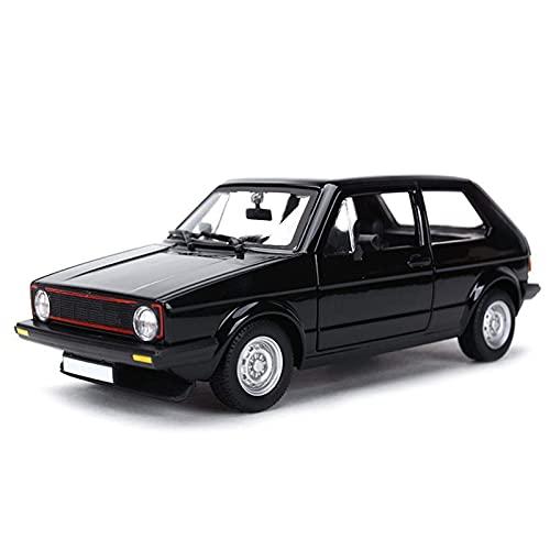 modellautos auto, Alloy-Druckcast-Modellauto 1:24 1979 für G-OLF MK1 für GTI.Statische Druckgussfahrzeuge Sammeln Modellauto Casting Auto Modell Legierung Diecast Modell Auto Für Kinder Jungen Mädchen