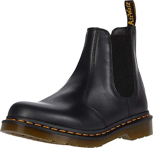 Dr. Martens Women's 2976 Chelsea Boot, Black Wanama, 9