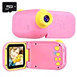 Best Kids Camcorders - Kids Camera Camcorders 2.4 Inch Screen 8MP HD Review