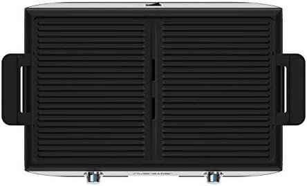Riviera-et-Bar QPL700 Combiné plancha-gril électrique