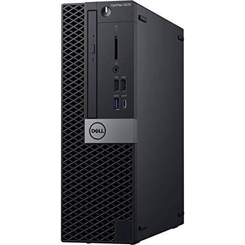 Dell OptiPlex 5070 Desktop Computer - Intel Core i7-9700 - 16GB RAM - 1TB HDD - Small Form Factor. Buy it now for 830.00