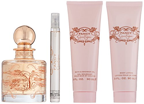 Jessica Simpson Fancy 4 Piece Gift Set