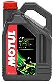 Motul 5000 4T 10W40 Motorcycle Oil 4 Litre