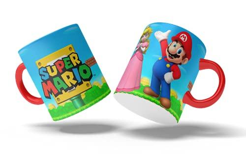 Taza Mario Bros 04